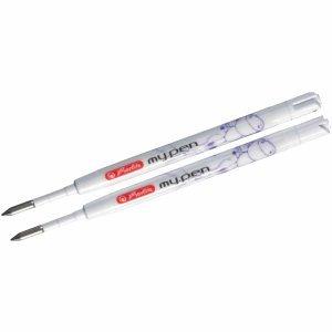 Herlitz 10 x Gelschreibermine My.Pen blau