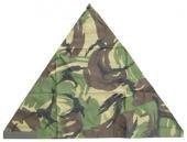 Dreiecktuch der Niederländischen Armee DPM Camo