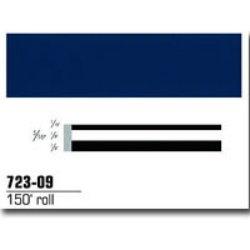 3M MMM723-09Scotchcal dunkelblau Custom Striping Tape