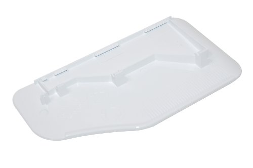 Hotpoint Waschmaschinen (Ariston Hotpoint Waschmaschine Weiß Schublade Front-Griff. Original Teilenummer c00119214)
