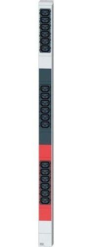 BACHMANN ZERO U-SPACE IT BASIC - UNIDAD DE DISTRIBUCION DE ENERGIA (PDUS) (BASICO  VERTICAL  C13 COUPLER  821 X 47 X 44 MM)