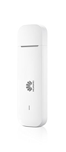 Huawei E3372 LTE Modem (microSD, USB 2.0) Weiss Mobile High-speed Internet