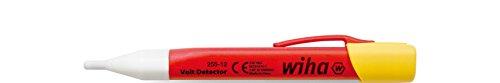 Wiha Spannungsprüfer Volt Detector berührungslos, einpolig, 230-1.000 VAC in Blister (37872) Volt Detector