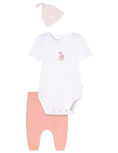 Schiesser Baby-Mädchen Unterwäsche-Set, Mehrfarbig (Sortiert 1 901), 56 (Herstellergröße:056) (3er Pack)