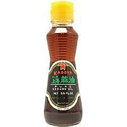 Kadoya aceite de sésamo puro (5,5 oz)