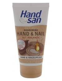 Handsan Handcreme Hand & Nail mit Arganöl 100 ml