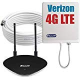 SolidRF 4G Booster Verizon Cell Phone Signal Booster Verizon 4G LTE Tri-Band All