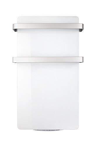 Haverland HERCULES-15 - Scaldasalviette elettrico radiatore in vetro 1500W con termoventilatore termoconvettore...