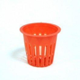 Pot panier hydroponique orange 5cm / 2'' - 420 hydroponcs