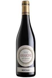 Vino Rosso Amarone Della Valpolicella DOCG Bertani Bottiglia 75cl