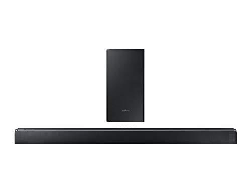 Samsung HW-N850 Soundbar Schwarz Bluetooth®, inkl. kabellosem Subwoofer, Sprachsteuerung, WLAN