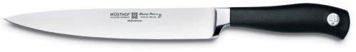 WÜSTHOF Schinkenmesser mit 20 cm Klinge, Silverpoint (4525/20), rostfrei, ergonomischer Griff, hochwertiges Küchenmesser