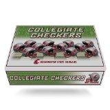 NCAA Helm Checker Set, Washington State Cougars Washington Nationals Helm