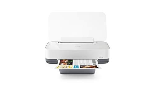HP Tango Drucker (Smart Home Drucker, kostenlos Fotos drucken mit HP Instant Ink, WLAN, Bluetooth) weiß/grau