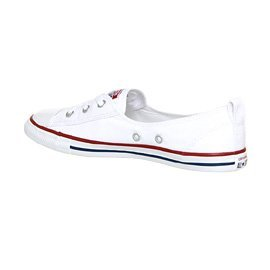 Converse Chuck Taylor Ballet Lace, Pantofole Donna Blanc - Optical White Exclusive