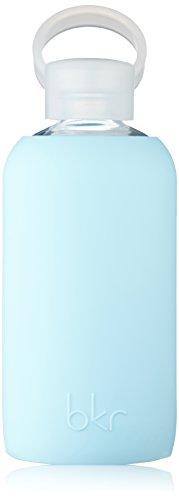 BKR Teeny - Botella De Agua, Cristal, 500ml