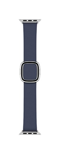 Apple MJ5C2ZM/A Watch Armband, (38 mm), Medium Midnight blau modern Buckle