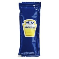 Heinz Mayonnaise Sachets - 50 x 12gm