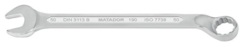 MATADOR 0190 0500 Ringmaulschlüssel, gekröpft, 50 mm