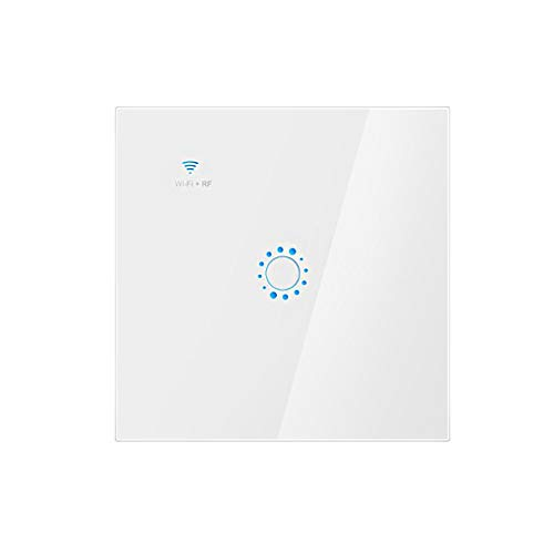 WiFi Smart Wall Light Panel 1/2/3 Gang Touch Screen Wireless Switch Alexa  Google Home Remote Control Wall Switch
