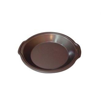 Plat à tarte rond anti-adhésif 20 Restauration E342, 230 mm Diamètre x Profondeur 35 mm