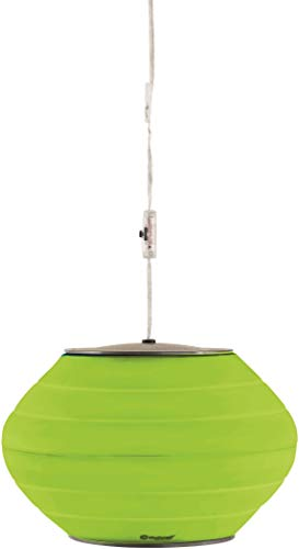 Outwell Lyra Lampe, Lime Green, 16x26.5 cm
