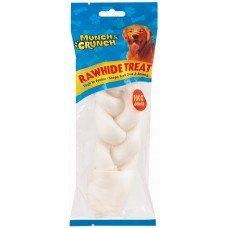2 Packs Munch & Crunch Rawhide Treats Approx 7