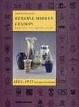 Keramik-markenlexikon. Porzellan Und Keramik Report 1885-1935. Europa (Festland)