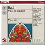 J.S. Bach: Mass in B Minor / Mass in F