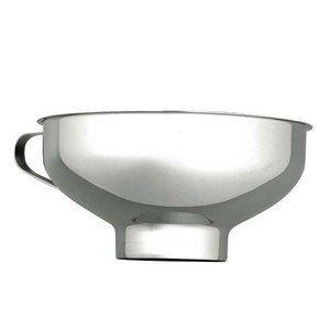 Edelstahl -Trichter Marmelade - 4Cm Hals (Gusseisen Trichter)