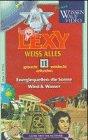 gesucht, entdeckt, erfunden - Paket: Lexy weiss alles ! / Solarenergie /Ernergie durch Wind und Wasser Wind Paket