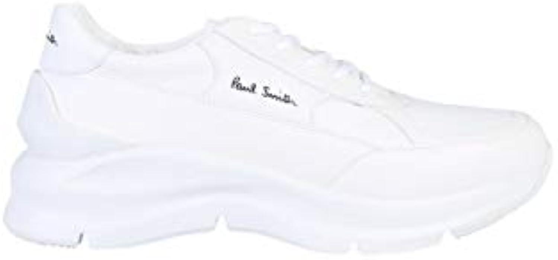 Paul Smith scarpe da da da ginnastica Uomo M1SEXP02ACLF01 Pelle Bianco   diversità imballaggio  c579b4