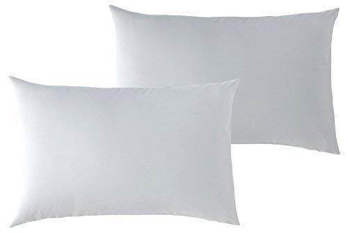 P'tit Basile - Lote 2 fundas almohada bebe - algodón