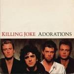 ADORATIONS/EXILE VINYL 7' KILLING JOKE 1986 EGO27