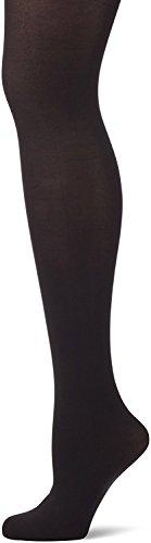 TESPOL figurformende und hochwertige Damen-Shaping-Feinstrumpfhose, 50 DEN schwarz, Gr. M