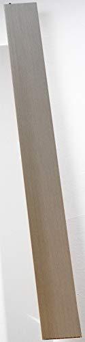 Zusatzlamelle Grosfillex Spacy, 77550040, Volllamelle, B 84 x H 205 cm, Alufarben