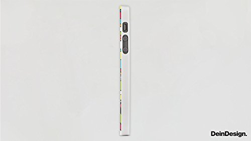 Apple iPhone X Silikon Hülle Case Schutzhülle Beton Wand Muster Struktur Hard Case transparent