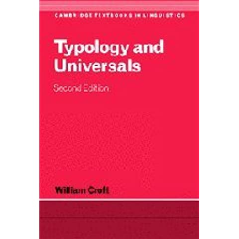 Typology and