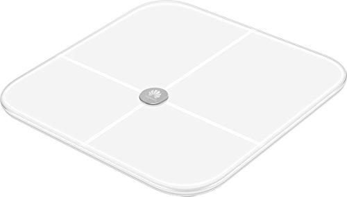 Huawei inteligente báscula personal Body Fat escaleras Bluetooth pantalla digital de app Cuida tu cuerpo y supervisa tu salud. Sobre la base de datos físicos medidos, el grasa corporal adecuado puede darti un programa de fitness. Las balanzas de Nuev...