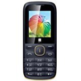 IBALL PR2 WIRELESS FM RADIO, DIGITAL CAMERA, DUAL SIM MOBILE PHONE BLACK+BLUE