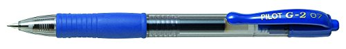 Pilot G2 0.7mm Penna con Gel, (Gel G2)