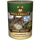 Wolfsblut Dose Green Valley mit 41% Lammfleisch und 25% Lachs 6 x - Green Hundefutter Valley Wolfsblut