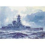 Glow2B Heller 81046 Modellbausatz Panzerschiff Admiral Graf Spee