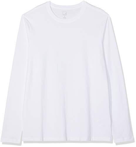 Lunghe T BiancaDonna Maniche Shirt T kO0wPn