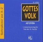 Gottes Volk, Lesejahr B 2003, 8 CD-ROMs u. Sonder-CD, Nr.1 : 1. Adventssonntag bis Fest der Hl. Familie, 1 CD-ROM Bild