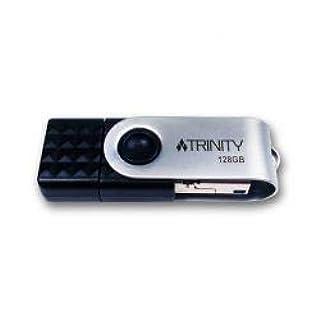 Patriot Memory Serie Trinity PEF128GTRI3USB 128 GB USB 3.1 Memoria USB con Conectores Tipo A/C/Micro-B (B07C6Y5WRJ)   Amazon price tracker / tracking, Amazon price history charts, Amazon price watches, Amazon price drop alerts
