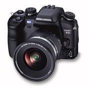 Konica-minolta Dynax 7d Dslr Camera Body Only