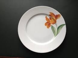 Rosenthal Cora Springtime - 1 Frühstücksteller