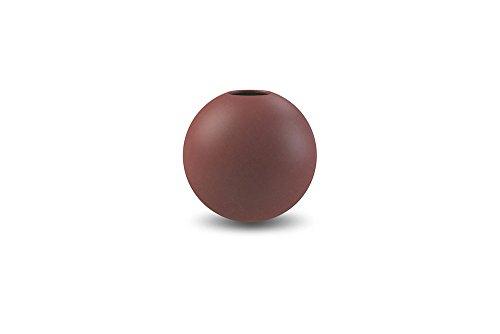 Cooee Diseño Pelota Jarrón 10 cm Plum: Amazon.es: Hogar