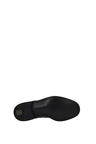 CA6866AC31780999 Dolce&Gabbana Derby Homme Cuir Noir Noir